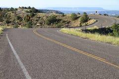 2 δρόμος ΗΠΑ Στοκ Εικόνα