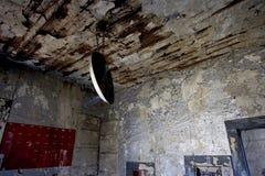 2 εγκαταλειμμένο ορυχεί&o στοκ φωτογραφία