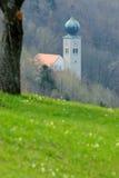 2 εκκλησία δασικό αριθ. Στοκ Εικόνες
