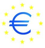 2 ευρώ Στοκ Φωτογραφία