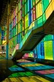 2 ζωηρόχρωμα σκαλοπάτια Στοκ Εικόνες