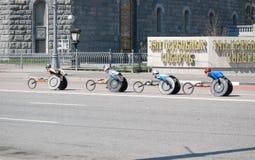 2 η ενέργεια μ μπορεί συμμετέχοντες XVII της Μόσχας Στοκ φωτογραφία με δικαίωμα ελεύθερης χρήσης