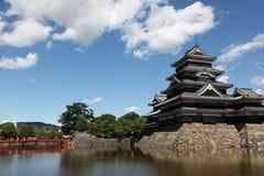 2 κάστρο Ιαπωνία Στοκ εικόνες με δικαίωμα ελεύθερης χρήσης