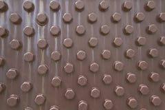 2 καρύδια μπουλονιών ανασ&ka Στοκ εικόνα με δικαίωμα ελεύθερης χρήσης