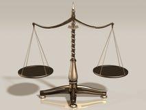 2 κλίμακες ελεύθερη απεικόνιση δικαιώματος