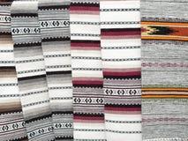 2 κουβέρτες hutsul εμφανίζουν Στοκ Εικόνες