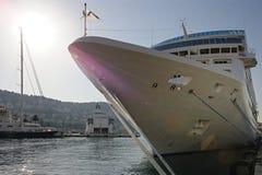2 λιμενικά σκάφη της γραμμής  Στοκ φωτογραφία με δικαίωμα ελεύθερης χρήσης