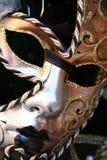 2 μάσκα Βενετός Στοκ Εικόνες