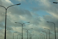 2 μια στάση ovatian Στοκ φωτογραφίες με δικαίωμα ελεύθερης χρήσης
