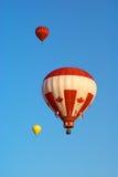 2 μπαλόνια αέρα καυτά Στοκ φωτογραφίες με δικαίωμα ελεύθερης χρήσης