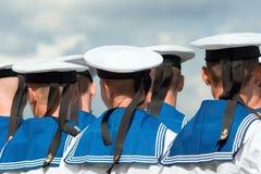 2 ναυτικοί Στοκ εικόνα με δικαίωμα ελεύθερης χρήσης