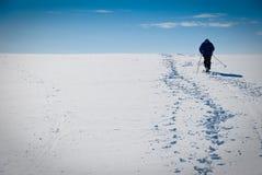 2 να κάνει σκι διαδρομή Στοκ φωτογραφίες με δικαίωμα ελεύθερης χρήσης