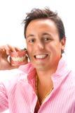 2 νεολαίες ατόμων οδοντο Στοκ φωτογραφία με δικαίωμα ελεύθερης χρήσης