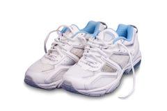 2 πάνινα παπούτσια στοκ εικόνα
