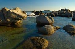 2 πέτρες κήπων Στοκ φωτογραφίες με δικαίωμα ελεύθερης χρήσης