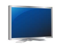 2 παρουσίαση LCD Στοκ εικόνα με δικαίωμα ελεύθερης χρήσης