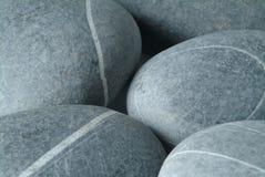 2 ποτάμιες πέτρες Στοκ φωτογραφία με δικαίωμα ελεύθερης χρήσης