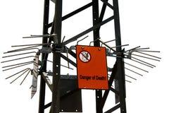 2 που προειδοποιούν Στοκ εικόνες με δικαίωμα ελεύθερης χρήσης