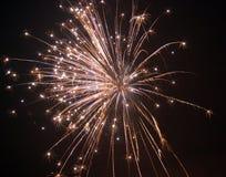 2 πυροτεχνήματα στοκ εικόνα με δικαίωμα ελεύθερης χρήσης