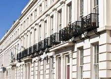 2 σπίτια βαθμού που εμφανίζονται λίστα Στοκ εικόνα με δικαίωμα ελεύθερης χρήσης