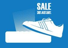 2 σύγχρονα παπούτσια γυμνα διανυσματική απεικόνιση