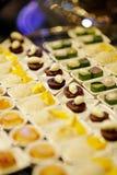 2 τρόφιμα κανένα γλυκό Στοκ φωτογραφίες με δικαίωμα ελεύθερης χρήσης