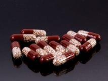 2 χάπια στοκ φωτογραφία με δικαίωμα ελεύθερης χρήσης