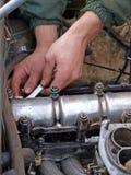 2 χέρια κυριαρχούν το s Στοκ εικόνες με δικαίωμα ελεύθερης χρήσης