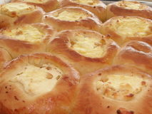 2 ψημένα tarts στάρπης πρόσφατα Στοκ Εικόνες