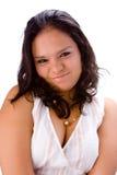 2 όμορφος λατινικός κοντόχοντρος κοριτσιών Στοκ φωτογραφία με δικαίωμα ελεύθερης χρήσης