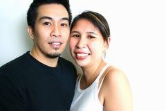 2 азиатских пары Стоковое Фото