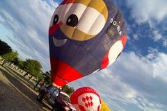 2-ая фиеста горячая Малайзия putrajaya ballon воздуха Стоковое Изображение