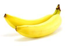 2 банана Стоковые Фото