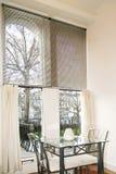 2 больших окна Стоковая Фотография