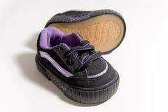2 ботинка младенца Стоковые Фотографии RF