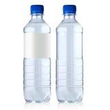 2 бутылки с водой Стоковая Фотография RF