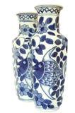 2 вазы Стоковые Фото