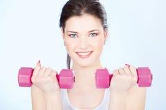 2 веса женщины Стоковая Фотография RF