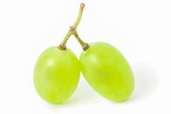 2 виноградины Стоковое Фото