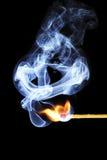 2 воспламеняют Стоковые Фото
