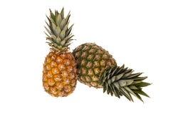 2 всех плодоовощ ананаса Стоковые Изображения