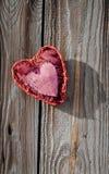 2 в одном сердце Стоковое Изображение