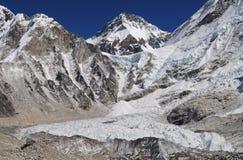 2 Гималаи trekking Стоковое фото RF