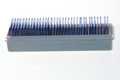 2 голубых рамки Стоковые Фотографии RF