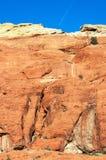 2 горы пустыни Стоковые Фотографии RF