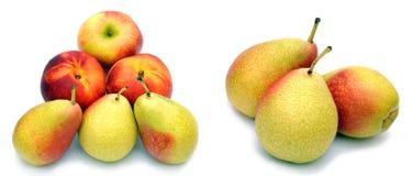 2 группы в составе плодоовощи Стоковые Изображения