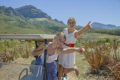 2 девочка-подростка Стоковое фото RF