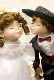 2 детеныша влюбленности Стоковые Изображения RF