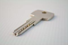 2 домашних ключа Стоковая Фотография RF