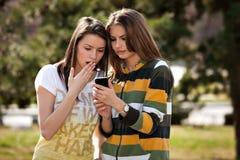 2 женщины молодой Стоковая Фотография RF